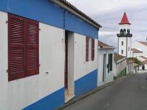 Salga,亚速尔群岛 库存图片