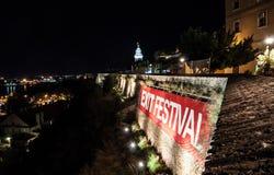 SALGA el festival de música 2013 Foto de archivo libre de regalías