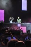 SALGA el festival de música 2014 Imagenes de archivo