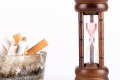 Salga la imagen antifumador rendida Smoking Fotografía de archivo libre de regalías