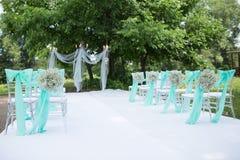 Salga las bodas del registro Fotos de archivo