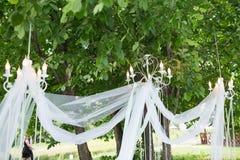 Salga las bodas del registro Foto de archivo