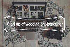 Salga para arriba para casarse la fotografía Imágenes de archivo libres de regalías