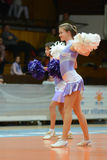 salgotarjan игры баскетбола kaposvar Стоковая Фотография