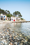 Salguer - Costa Brava Stock Photography