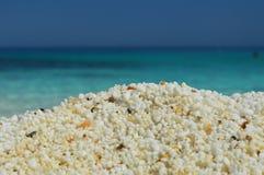 Saliara beach Stock Image