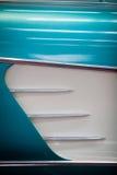 Salida de aire del coche del vintage fotos de archivo