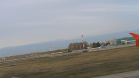 Salida de Novosibirsk almacen de video