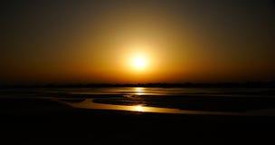Salida del sol Imagenes de archivo