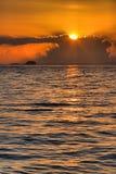 Salida del sol 2 Foto de archivo libre de regalías