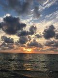 Salida del sol Fotos de archivo libres de regalías