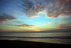 Salida del sol de Carolina del Sur Fotografía de archivo libre de regalías