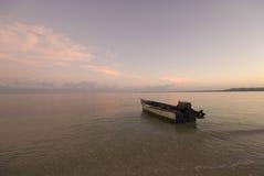 Salida del sol de Jamaica imagen de archivo libre de regalías