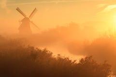 Salida del sol del otoño Foto de archivo