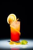 Salida del sol del Tequila imágenes de archivo libres de regalías