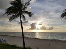 Salida del sol del verano Imagenes de archivo