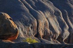 Salida del sol en Ameib, Namibia Imagen de archivo libre de regalías