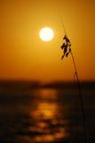 Salida del sol en Bahamas Imagen de archivo