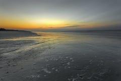 Salida del sol en Hilton Head Island Fotos de archivo