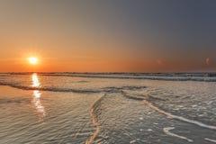 Salida del sol en Hilton Head Island fotos de archivo libres de regalías