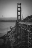 Salida del sol en San Fran Fotos de archivo libres de regalías