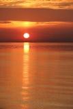 Salida del sol temprano por la mañana imagen de archivo
