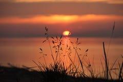 Salida del sol temprano por la mañana fotos de archivo libres de regalías