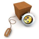 Salida expresa del Internet Imagen de archivo libre de regalías