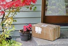 Salida a la puerta principal Fotografía de archivo libre de regalías