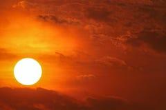 Salidas del sol Fotos de archivo