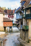 Salies de Béarn, France Royalty Free Stock Image