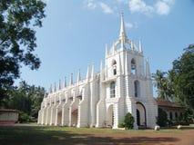 Saligao Church Goa Royalty Free Stock Photos