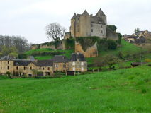 Salignac-Eyvigues, Dordogne ( France ) Stock Images