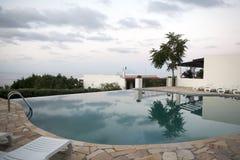 Salina, Sicília, Itália Fotografia de Stock Royalty Free