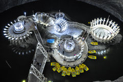 Salina Turda royalty free stock photos