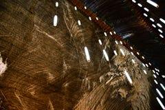 Salina Turda Salt Mine. Salt Mine Gallery View Salina Turda in Romania Stock Images