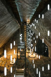 Salina Turda Salt Mine Royalty Free Stock Image