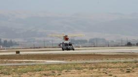 California International Air show stock video