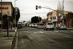 Salinas da rua comercial Fotografia de Stock