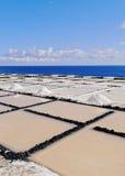 Salinas de Fuencaliente, La Palma Stock Photo