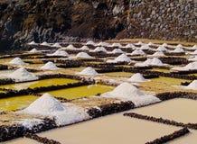 Salinas de Fuencaliente, La Palma Royalty Free Stock Image