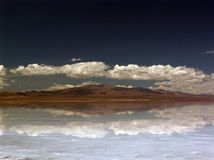 Salinas Grandes, Jujuy Royalty Free Stock Photo