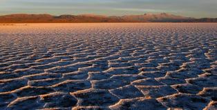 Salinas Grandes, la Argentina Imagenes de archivo