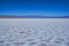 Salinas grandes Stock Photo