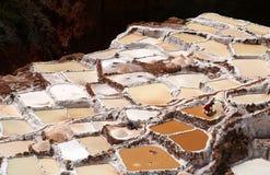 salinas kopalniana sól Obrazy Stock