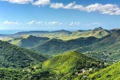Salinas Landscape, Puerto Rico. Landscape view of Salinas in Puerto Rico Royalty Free Stock Photos