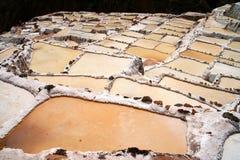 Salinas - Salt Mine Royalty Free Stock Photography
