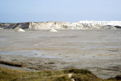 Saline in Camargue Stock Image
