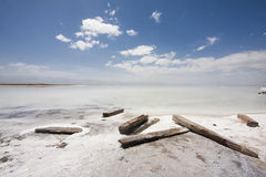 Saline Lake Stock Images