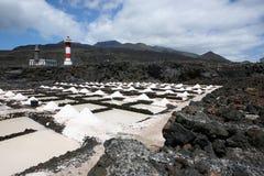 Saline lighthouse Stock Photo